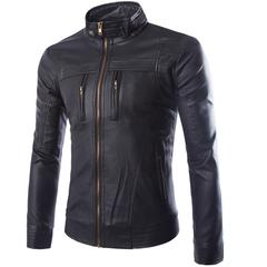 เสื้อผ้าผู้ชายราคาถูก เสิ้อผ้าแฟชั่น เสื้อแจ็กเก็ตเท่ๆ  มี สีน้ำตาล สีดำ  มี ไซร์ M L XL XXL XXXL XXXXL