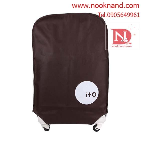 (ไซด์22)ผ้าคลุมกระเป๋าเดินทางยี่ห้อito