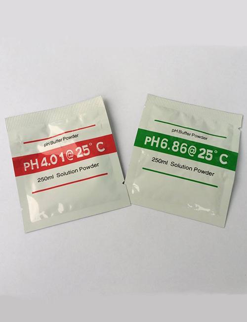 ผงคาริเบท PH 4.0 , 6.86  ชุดละ 50 บาท EMS 45 บาท