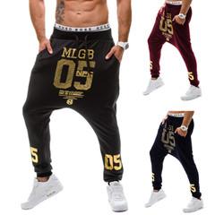 กางเกงผู้ชาย ผู้หญิง ราคาถูก กางเกงลำลอง กางเกงฮาเร็ม มี สีแดง สีกองทัพเรือ สีดำ มี ไซร์ M L XL XXL