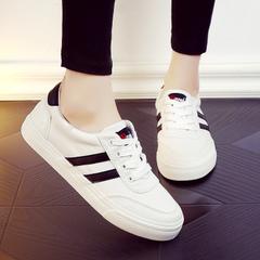 รองเท้าผู้หญิง ราคาถูก รองเท้าผ้าใบ น่ารัก มี สีขาว สีดำ มี เบอร์ 35-44