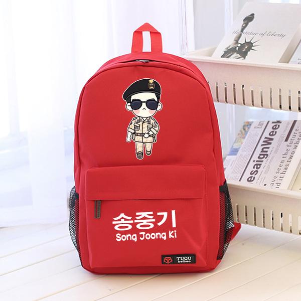 กระเป๋าเป้ กระเป๋าสะพาย ลายซงจุงกิ หรือ กัปตันยูชีจิน