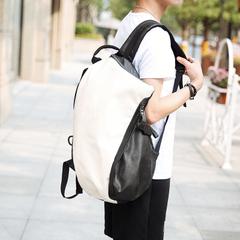 กระเป๋าผู้ชาย ผู้หญิง ราคาถูก กระเป๋าสะพายหลัง เป้ มี สีดำ สีน้ำตาล