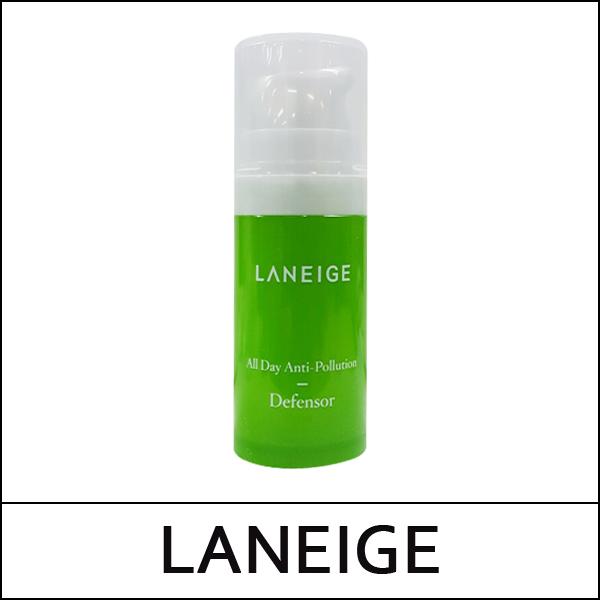 **พร้อมส่ง**Laneige All Day Anti-Pollution Defensor ขนาดทดลอง 10 ml. ผลิตภัณฑ์ปกป้องผิวจากอันตรายของแสงแดด ฝุ่นควัน และมลภาวะ เสริมสร้างสุขภาพผิวให้แข็งแรง เรียบเนียน กระจ่างใสเปล่งประกาย