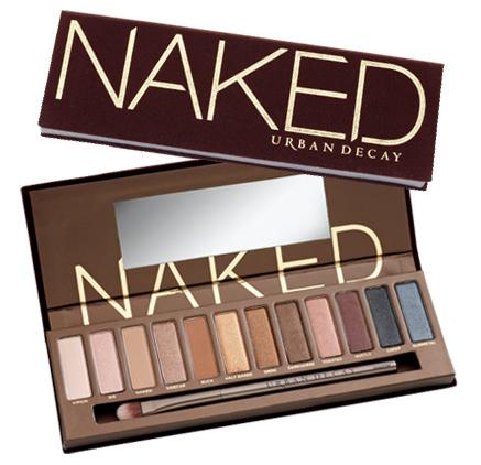 Urban Decay Naked Palette +Primer (Naked 1) อายแชโดว์ที่ดังมาจากรีวิวของ โมเมพาเพลิน พร้อม primer สำหรับทาตาก่อนทา Eye Shadow ตัวนี้ สีสวย ติดทนนาน สินค้าขายดีมากที่สุดในอเมริกา