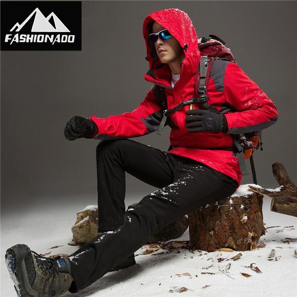 กางเกงกันหนาว กันหิมะ ลุยหิมะ กันน้ำ กางเกงเดินเขา