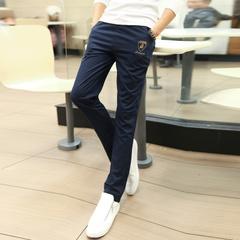 เสื้อผ้าผู้ชาย ราคาถูก กางเกงลำลอง กางเกงแฟชั่น เท่ๆ มี สีดำ สีเทา สีน้ำเงิน ไซร์ M L XL 2XL 3XL4XL 5XL