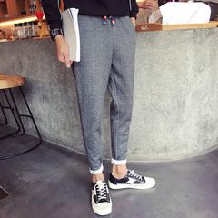 เสื้อผ้าผู้ชาย ราคาถูก กางเกงลำลอง กางเกงแฟชั่น เท่ๆ มี สีดำ สีเทา สีหมอก สีน้ำเงิน ไซร์ M L XL 2XL 3XL4XL 5XL