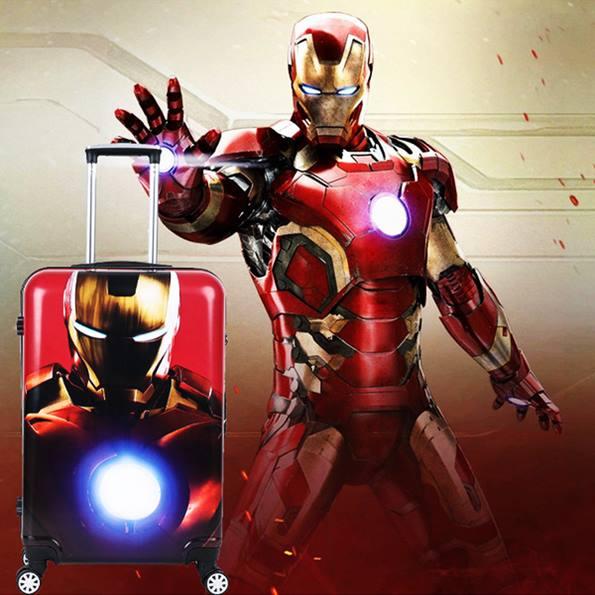 กระเป๋าเดินทางไอรอนแมน Sz 24 Iron Man