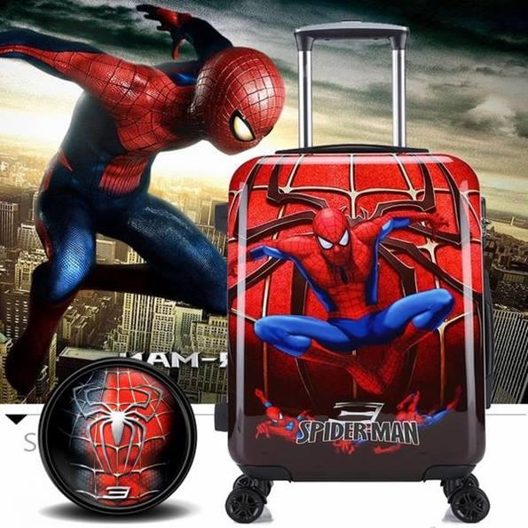 กระเป๋าเดินทางสไปรเดอร์แมน Sz 19 spiderman