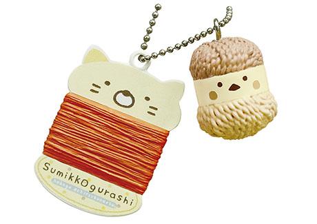 พร้อมส่ง>> Re-ment พวงกุญแจญี่ปุ่น Sumikko Gurashi - Sumikko Shugei Club (แยกขายกล่องเล็ก)
