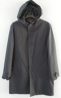 รอบอก 42 NOTON เสื้อผ้าผู้ชาย เสื้อกันหนาว แฟชั่น เสื้อแจ๊คเก็ตยาวมีฮู็โ ผ้าคอตตอน มีซับใน มีกระเป๋า