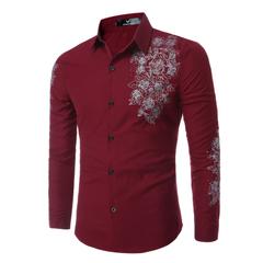 เสื้อผ้าผู้ชาย ผู้หญิง ราคาถูก เสื้อเชิ๊ต เท่ๆ มี สีขาว สีดำ สีไวน์แดง สีน้ำเงิน มี ไซร์ M L XL XXL XXXL