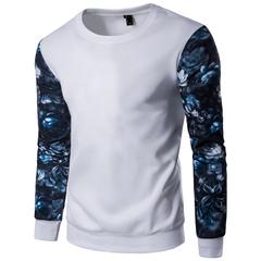เสื้อผ้าผู้ชาย ราคาถูก เสื้อยืด แขนยาว มี สีดำ สีขาว สีน้ำเงิน มี ไซร์ M L XL XXL 3XL 4XL 5X