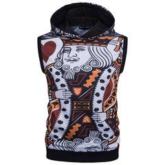เสื้อผ้าผู้ชาย ผู้หญิง ราคาถูก เสื้อยืด แขนกุด มีฮู้ด มี สีตามรูป มี ไซร์  M L XL 2XL