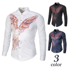 เสื้อผ้าผู้ชาย ผู้หญิง ราคาถูก เสื้อเชิ๊ต เท่ๆ มี สีขาว สีดำ สีน้ำเงิน มี ไซร์ M L XL 2XL 3XL