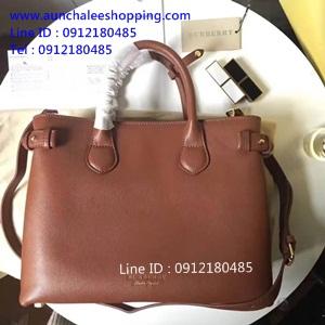 Burberry leather shoulder bag Top Hiend หนังแท้คุณภาพดีน่าใช้ งานสวยคุณภาพดี