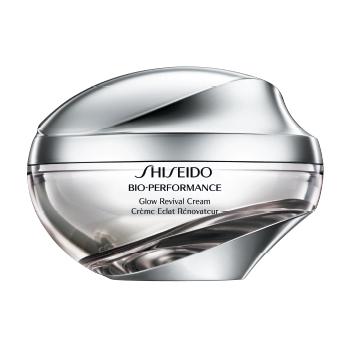 **พร้อมส่ง**Shiseido Bio Performance Glow Revival Cream 50ml. ครีมบำรุงผิว ลดเลือนและชะลอการเกิดริ้วรอย ยืดอายุผิวให้อ่อนเยาว์ไว้ให้นานที่สุด มอบผิวเปล่งปลั่ง ลดความหมองคล้ำ รอยแดง สีผิวสม่ำเสมอ รูขุมขนกระชับ เติมเต็มร่องผิว ให้เรียบเนียนขึ้น ด้วยส่วนผสมข