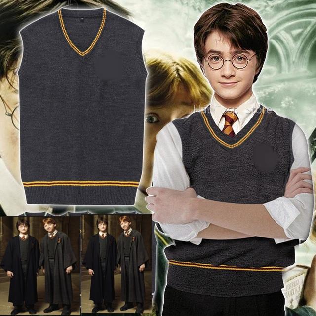 ++พร้อมส่ง++เสื้อกั๊กแฮรี่พอตเตอร์