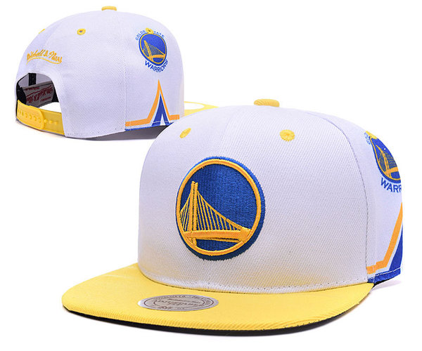 หมวกผู้ชาย ผู้หญิง ราคาถูก หมวกเบสบอล NBA Golden State Warriors (ปรับได้)