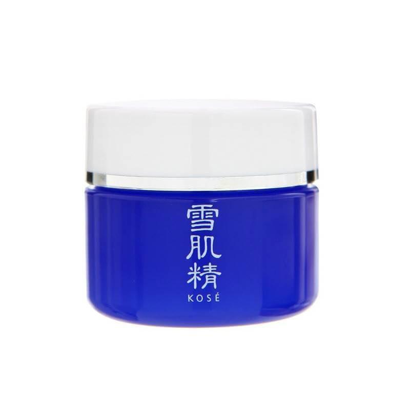 Kose Sekkisei Cleansing Cream 19ml  คลีนซิ่งครีม อุดมด้วยสมุนไพรจีนและญี่ปุ่น ผสานกับน้ำมันจากน้ำแร่ธรรมชาติ ช่วยทำความสะอาดสิ่งสกปรกและเครื่องสำอางบนใบหน้าได้อย่างหมดจด