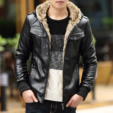 เสื้อแจ็คเก็ตชาย เสื้อแขนยาวผู้ชาย เสื้อโค๊ทกันหนาว