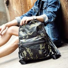 กระเป๋าผู้ชาย ราคาถูก กระเป๋าเป้ สะพายหลัง เท่ๆ มี สีอำพราง