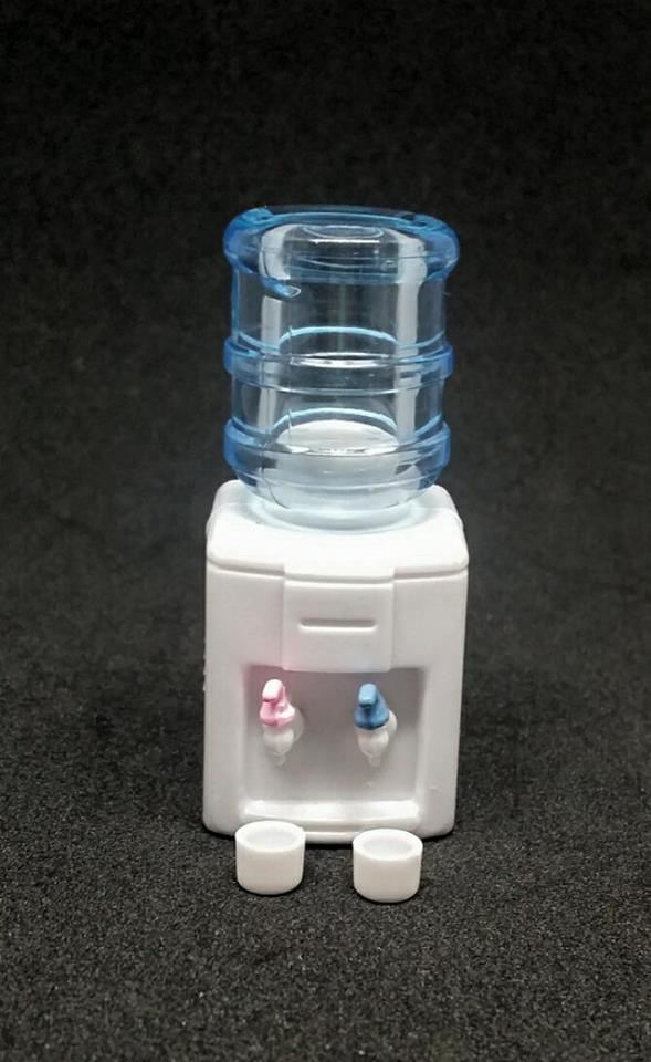 A005-คูลเลอร์น้ำจิ๋วพร้อมแก้ว