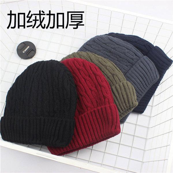 หมวกไหมพรมกันหนาวผู้ชาย หมวกกันหนาวชาย