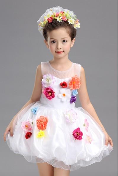 ชุดเดรสเด็ก ชุดราตรีเด็ก ชุดเดรสออกงาน ชุดใส่งานแต่งงานเด็ก ชุดแฟนซีเด็ก