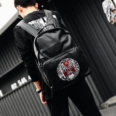 กระเป๋าผู้ชาย ผู้หญิง ราคาถูก กระเป๋าสะพายหลัง กระเป๋าเป้ กระเป๋าถือ มี สีดำ-ลมจีน สีดำ-ใบหน้า สีดำ-พระราชวัง