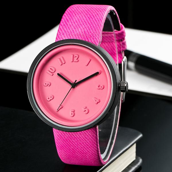 นาฬิกาแฟชั่น นาฬิกาสีสันสดใส