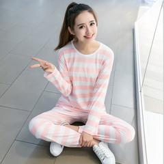 เสื้อผ้าผู้หญิง ราคาถูก เสือยืด + กางเกง ชุดนอน มี สีดำ สีชมพู มี ไซร์ M L XL 2XL