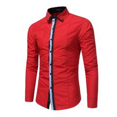 เสื้อผ้าผู้ชาย ผู้หญิง ราคาถูก เสื้อเชิ๊ต มี สีขาว สีดำ สีแดง มี ไซร์ M L XL 2XL 3XL