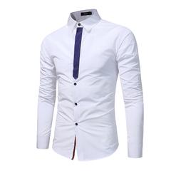 เสื้อผ้าผู้ชาย ผู้หญิง ราคาถูก เสื้อเชิ๊ต มี สีขาว สีดำ สีน้ำเงิน มี ไซร์ M L XL 2XL 3XL