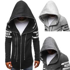 เสื้อผ้าผู้ชาย ผู้หญิง ราคาถูก เสื้อแจ็คเก็ต เสื้อกันหนาว มี สีเทาอ่อน สีหมอก สีดำ มีั ไซร์  M L XL 2XL