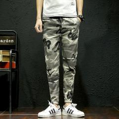 กางเกงผู้ชาย ราคาถูก กางเกงขายาว กางเกงลำลอง มี สีเทาพราง สีเขียวพราง มี ไซร์ M L XL 2XL 3XL 4XL 5XL