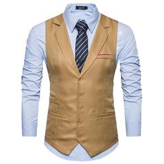 เสื้อผ้าผู้ชาย ผู้หญิง ราคาถูก เสื้อกั๊ก มี สีดำ สีกองทัพเรือ สีกากี มี ไซร์ S M L XL 2XL