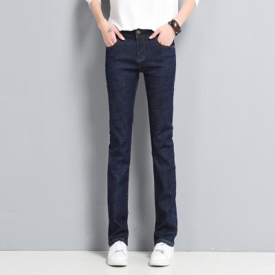 กางเกงผู้หญิง ผู้ชาย ราคาถูก กางเกงยีนส์ มี สีดำ สีน้ำเงิน มี ไซร์ 25-34
