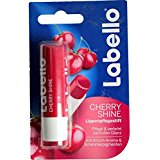 Labello Lip Balm Cherry Shine  4.8g  ลิปบาล์มกลิ่นกลิ่นเชอรี่อ่อนๆ พร้อมออกสีเล็กน้อย ช่วยให้ปากนุ่มชุ่มชื่น สาวออฟฟิตทำงานห้องแอร์ ช่วยเรื่องปากแห้ง