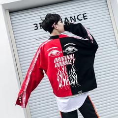 เสื้อผ้าผู้ชาย ผู้หญิง ราคาถูก เสื้อกันหนาว มี สีดำ สีแดง สีดำแดง มีั ไซร์ M L XL