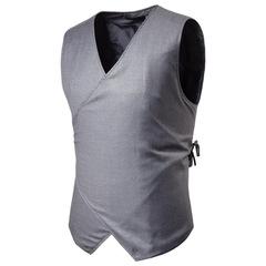 เสื้อผ้าผู้ชาย ผู้หญิง ราคาถูก เสื้อกั๊ก มี สีเทา สีดำ มีั ไซร์ M L XL 2XL