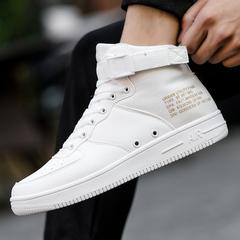 รองเท้าผู้ชาย ราคาถูก รองเท้าผ้าใบ รองเท้าแฟชั่น มี สีดำ สีขาว มี ไซร์ 39-44