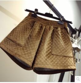 กางเกงขาสั้น เอวยางยืด มี3สี เบจ/น้ำตาล/ดำ มีไซส์ L/XL/2XL/3XL/4XL
