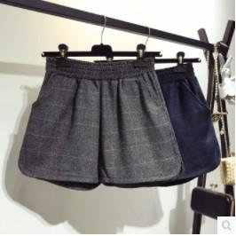 กางเกงขาสั้น เอวยางยืด มี2สี เทา/น้ำเงิน มีไซส์ XL/2XL/3XL/4XL