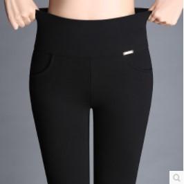 กางเกงขายาว ผ้ายืด มี3สี แดง/น้ำเงิน/ดำ มีไซส์ S/M/L/XL/2XL/3XL/4XL/5XL/6XL
