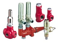 Safety Valves, Safety Relief Valves