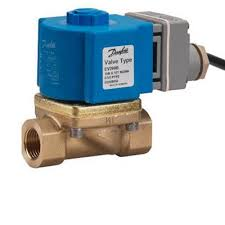 2/2 way Solenoid Valve For Aggressive Me