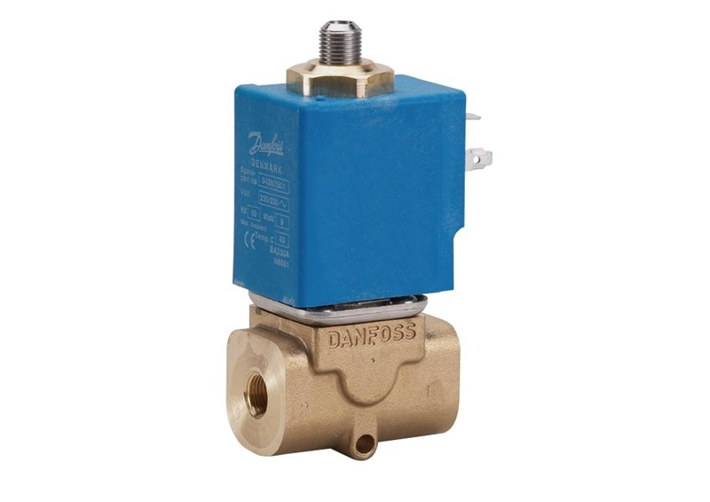 3/2 Way Pilot Operated Diaphragm Solenoid Valve