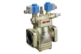 Solenoid Valves (Two-Step On/Off)
